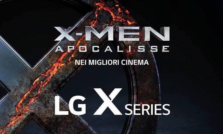 LG X men series
