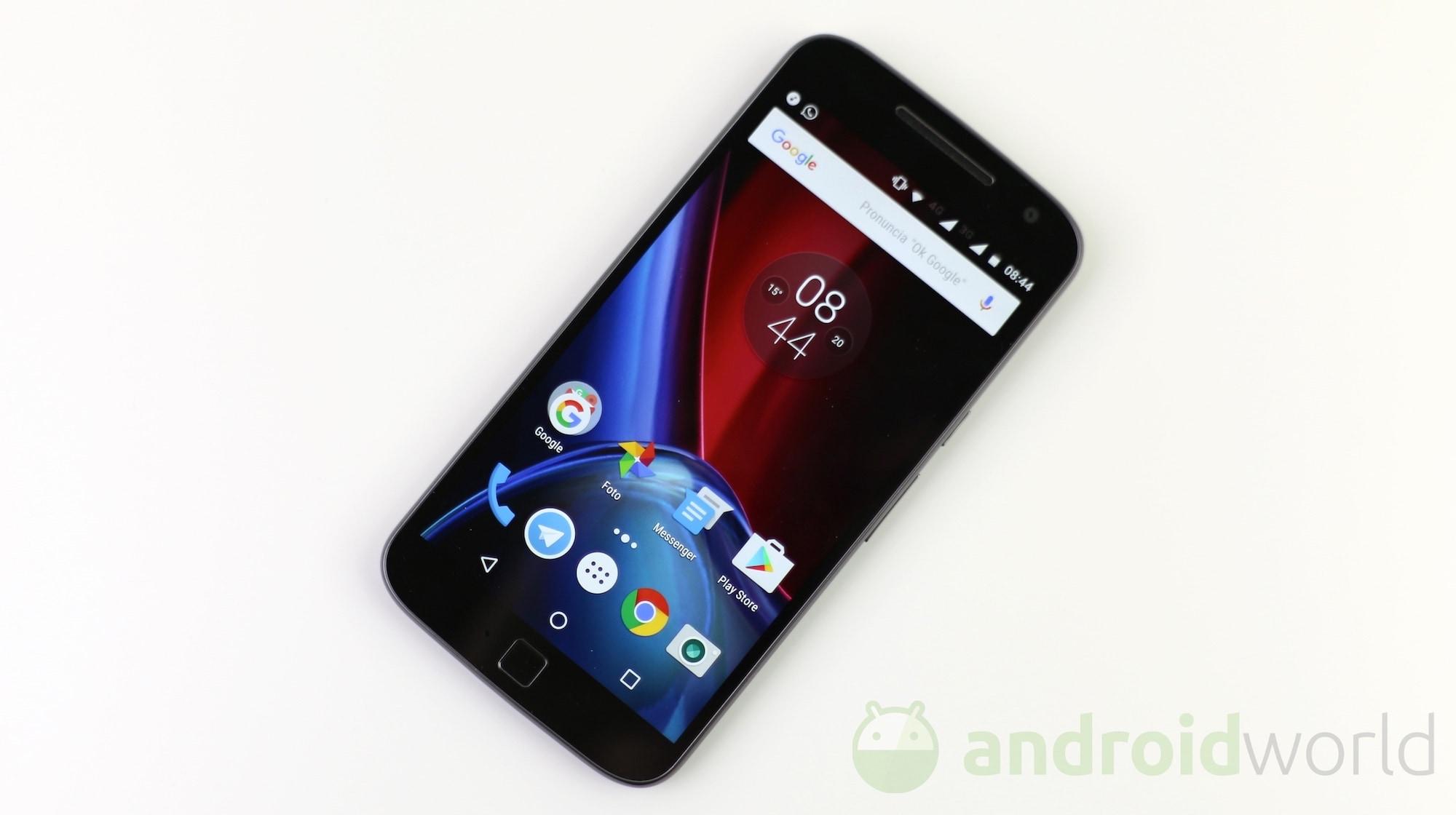 Lenovo Moto G4 in the Test: No Chubbie!