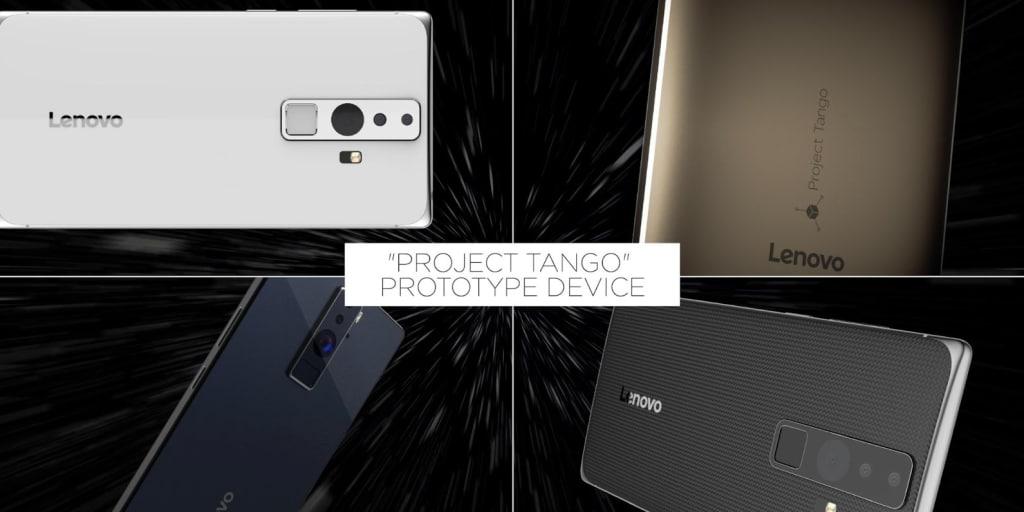 Lenovo annuncerà il primo smartphone consumer basato su Project Tango a giugno (video)
