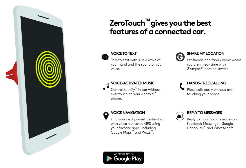 Logi ZeroTouch è il nuovo supporto per auto smart di Logitech! (video)