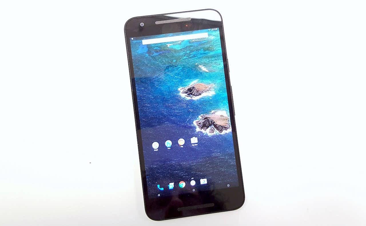 Maxi DPI Nexus 5X Android N