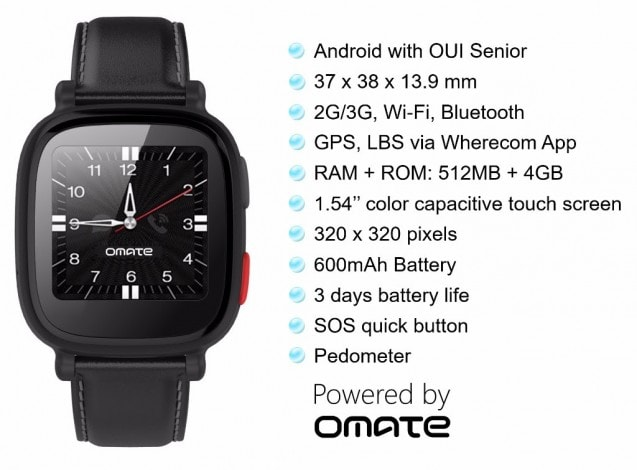 Omate Wherecom S3 - 5
