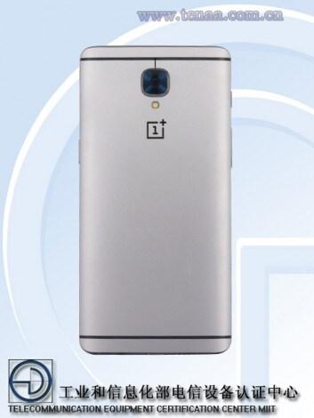 OnePlus 3 TENAA - 1