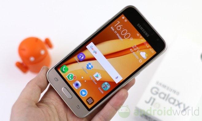 Samsung Galaxy J1 (2016) - 7