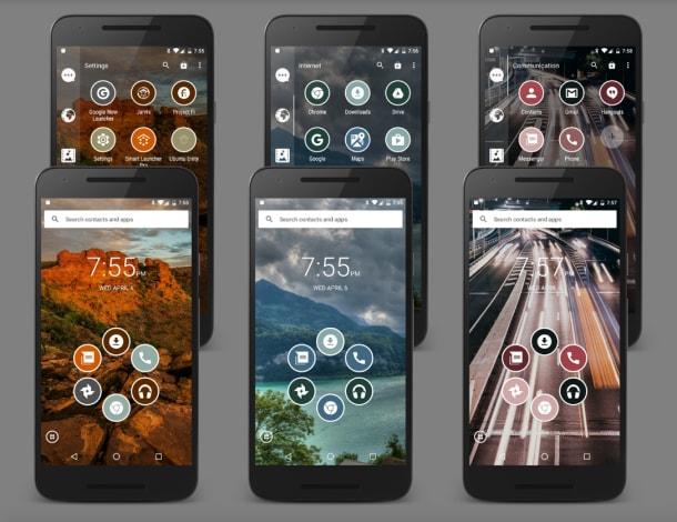 Smart Launcher 3 aggiornamento maggio