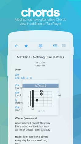 Songsterr Guitar Tabs & Chords - 2
