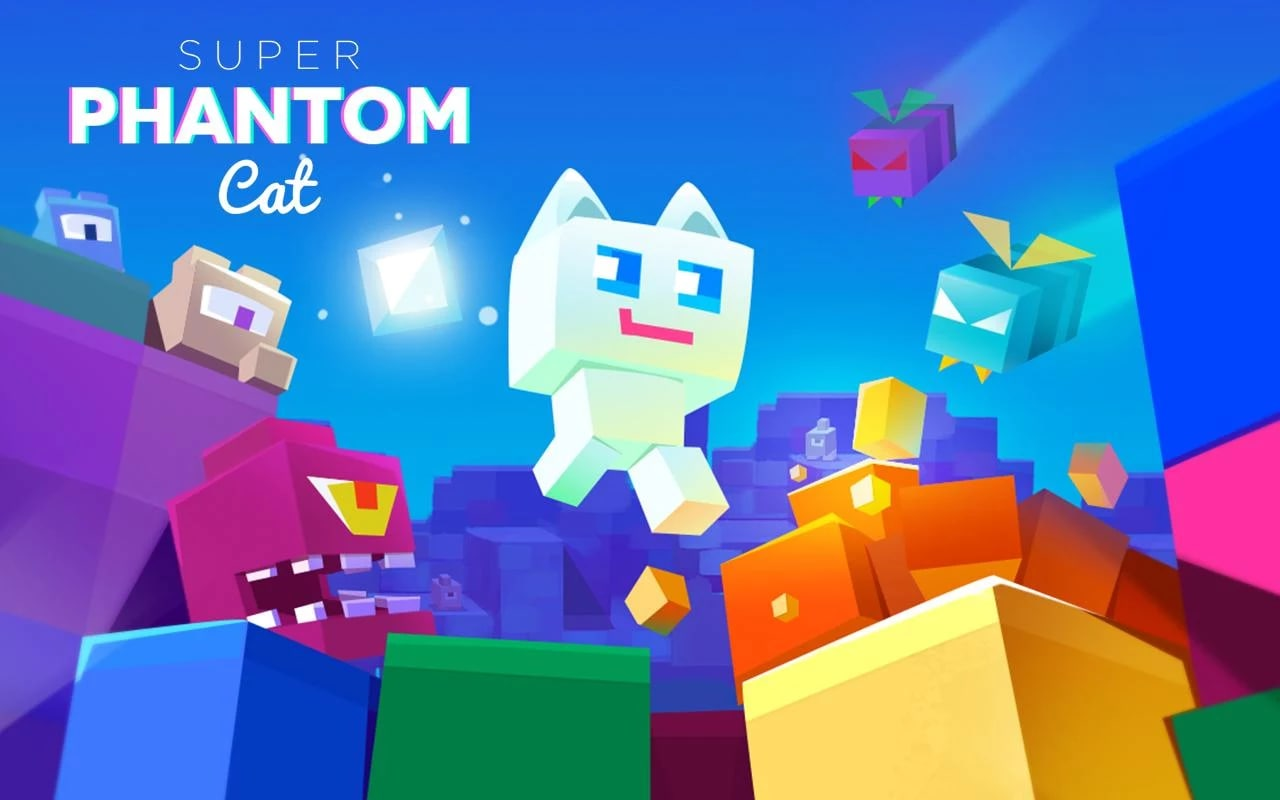 Super Phantom Cat Copertina