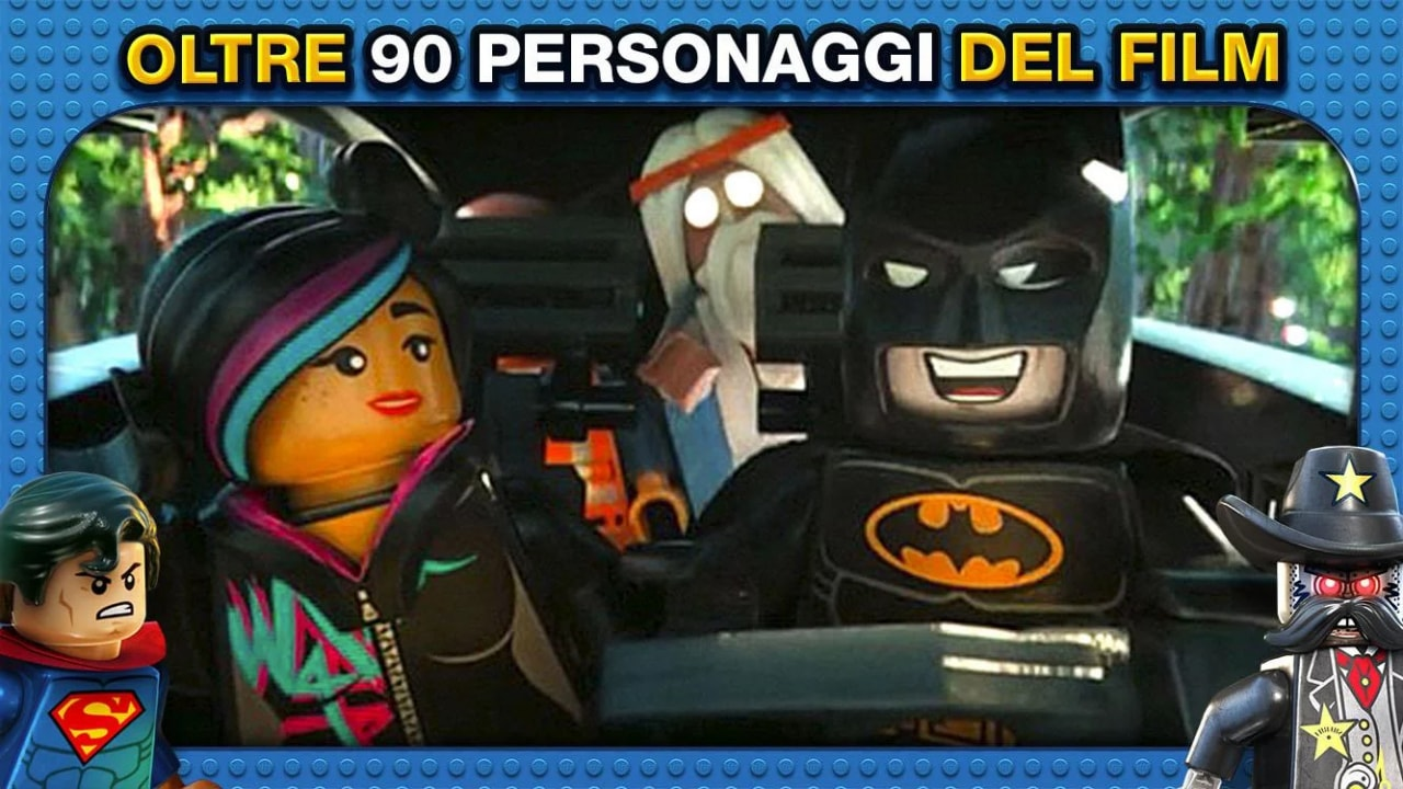 The LEGO Movie Video Game - 1