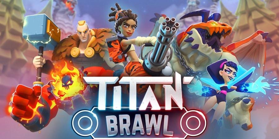 Il divertente MOBA Titan Brawl apre la beta a tutti su Android, provatelo! (foto e video)