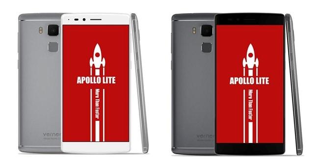 Vernee Apollo Lite lancio
