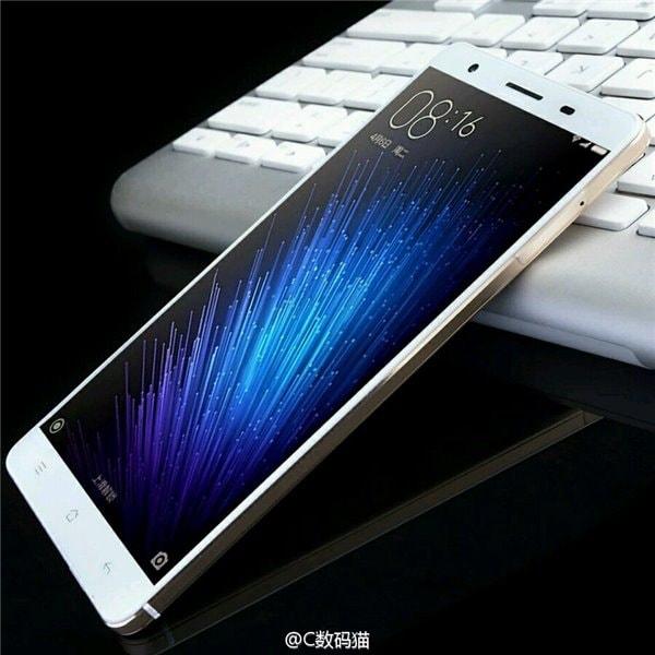Xiaomi Max render metal