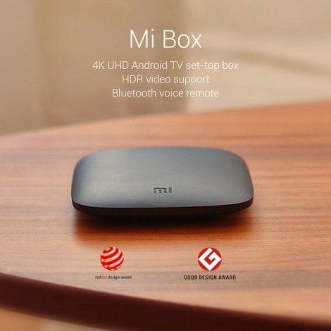 Xiaomi Mi TV Box7