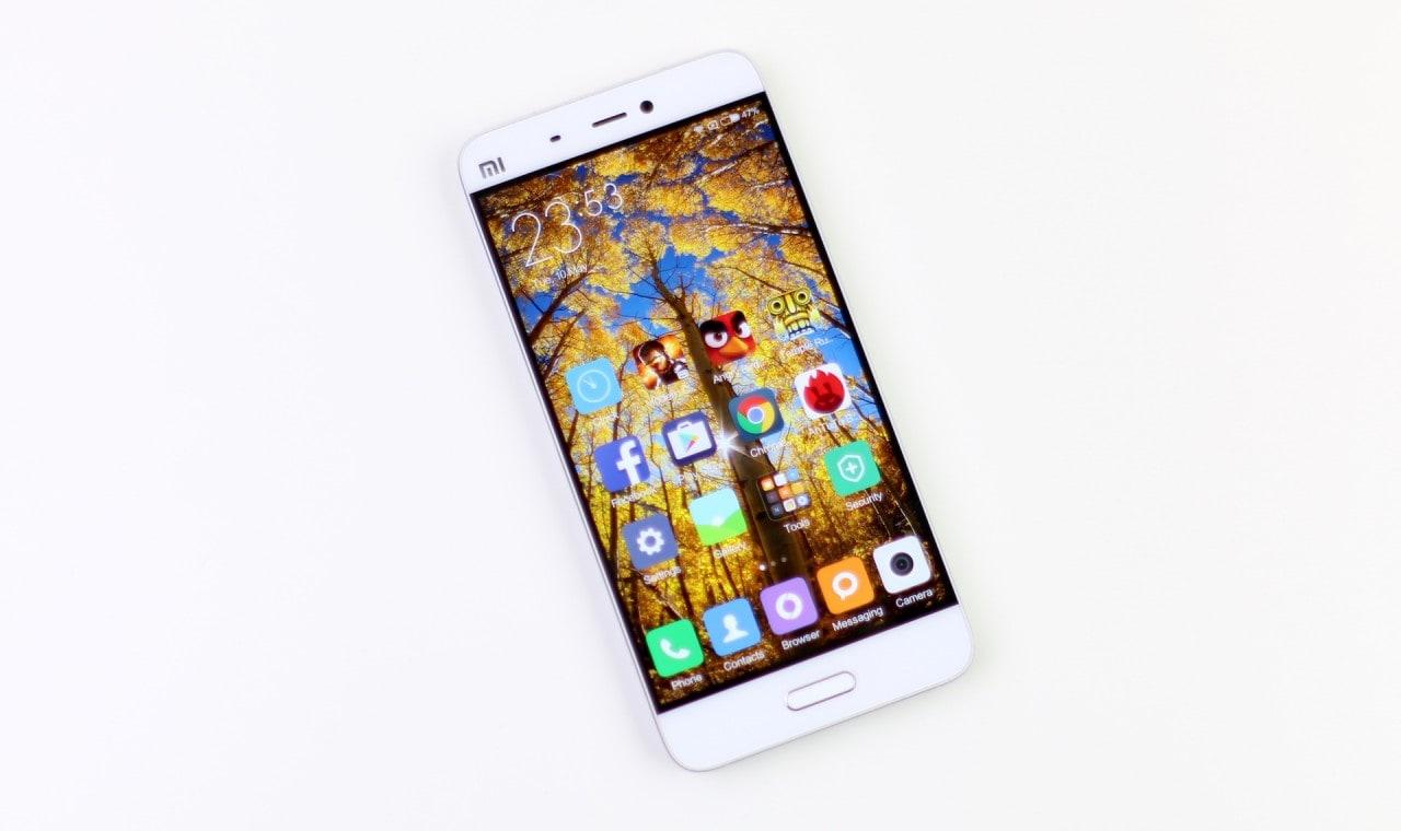 Guardate le prime immagini di Xiaomi Mi5 con la MIUI 8 basata su Android 7.0 Nougat! (foto)