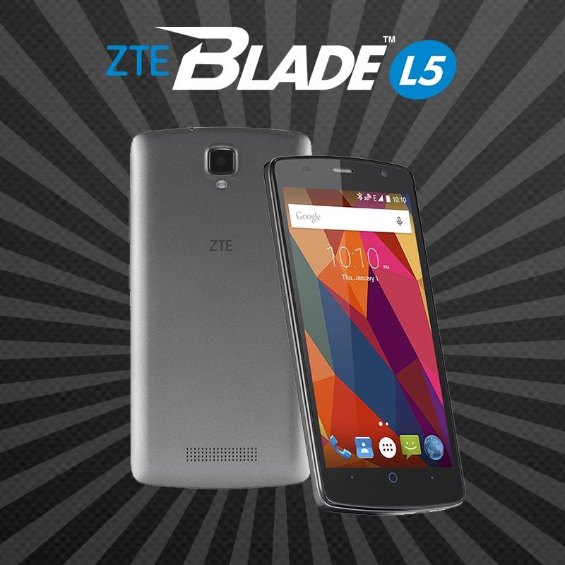 ZTE Blade L5 - 0