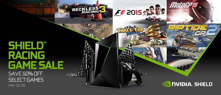 NVIDIA sconta del 50% una selezione di giochi di corse su Android e anche su GeForce Now