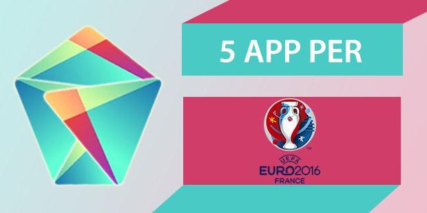 Migliori app Android Euro 2016