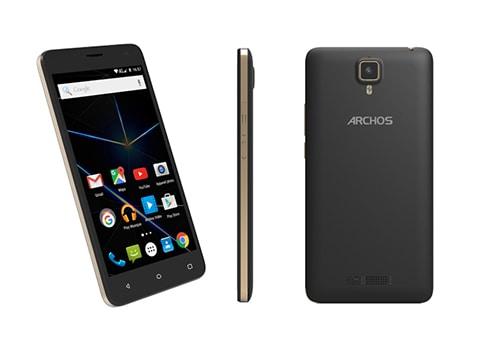 ARCHOS 50d Oxygen Plus angolazioni