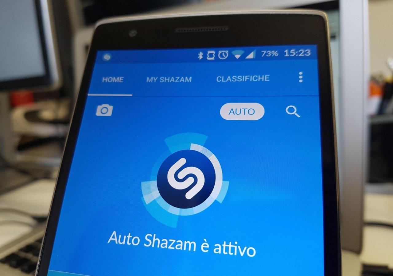 Auto Shazam