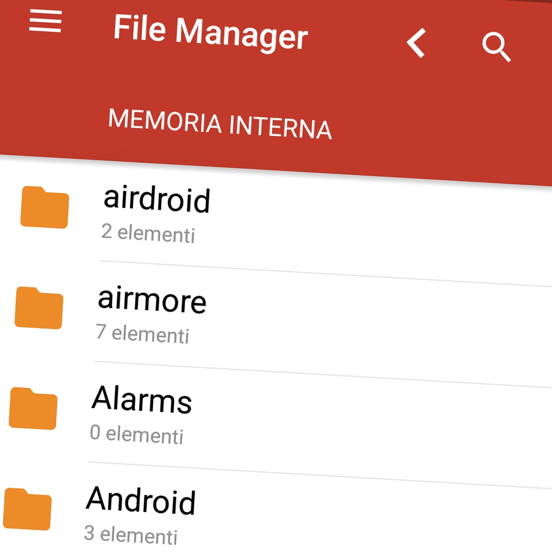 Clean file manager (head)