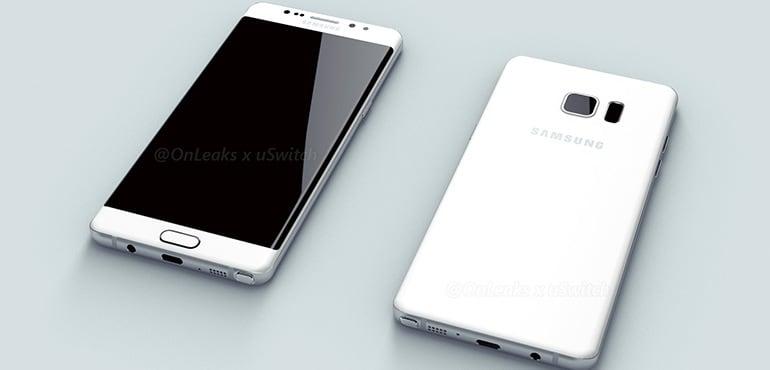 Galaxy Note 7 edge - 3