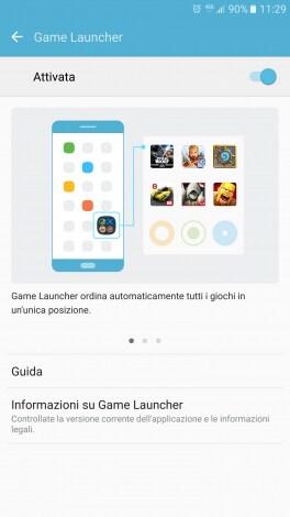 Game Launcher e Tools screenshot - 1