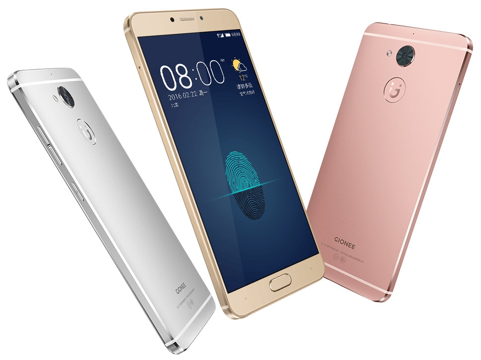 Gionee S6 Pro - 1