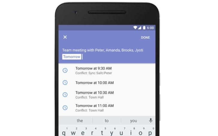 Google Calendar torva orari liberi