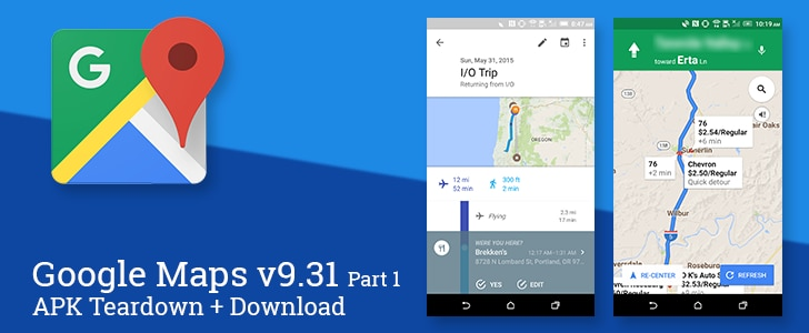 Google Maps 9.31