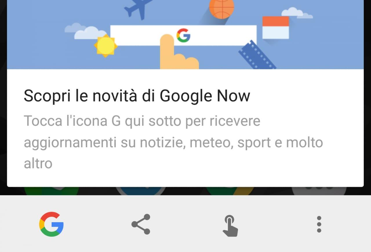 Google Now 2016