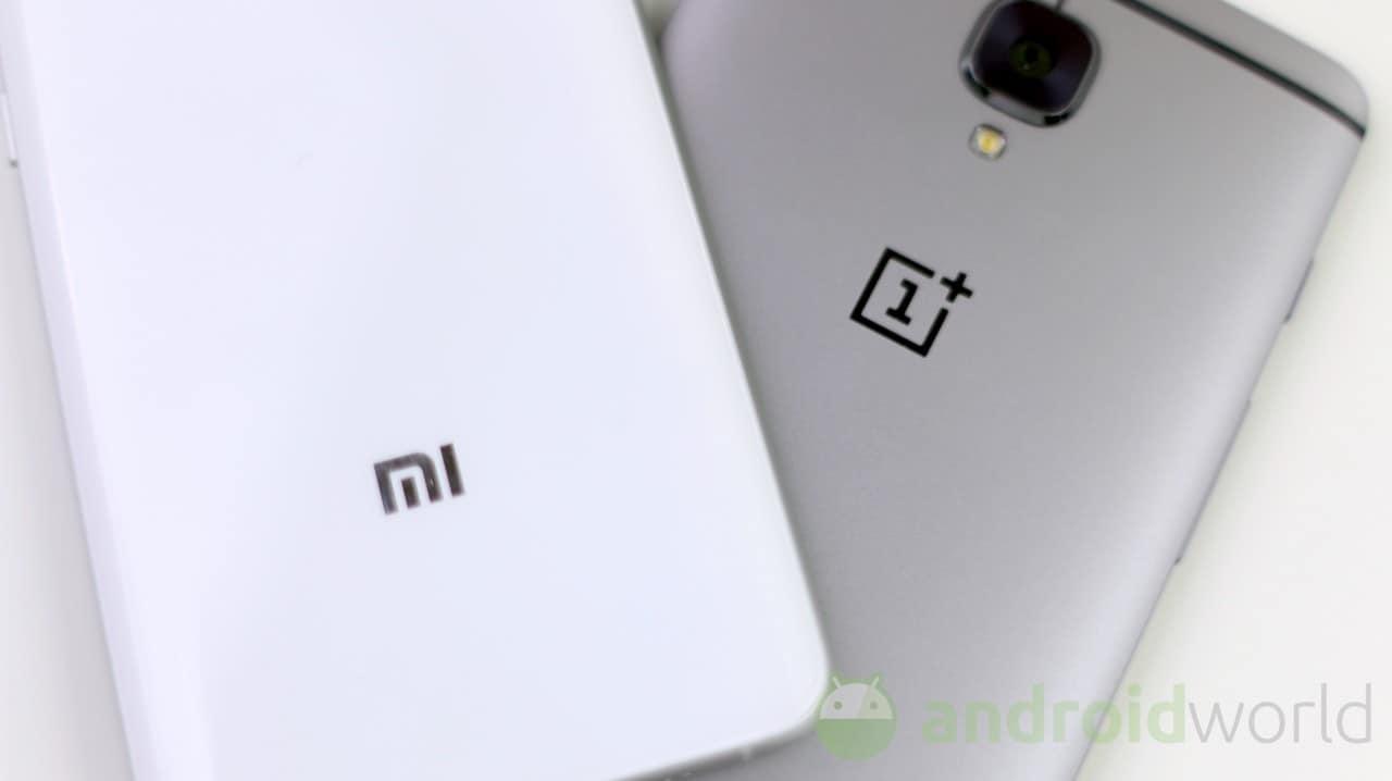 OnePlus 3 - Xiaomi Mi5 Pro - 7