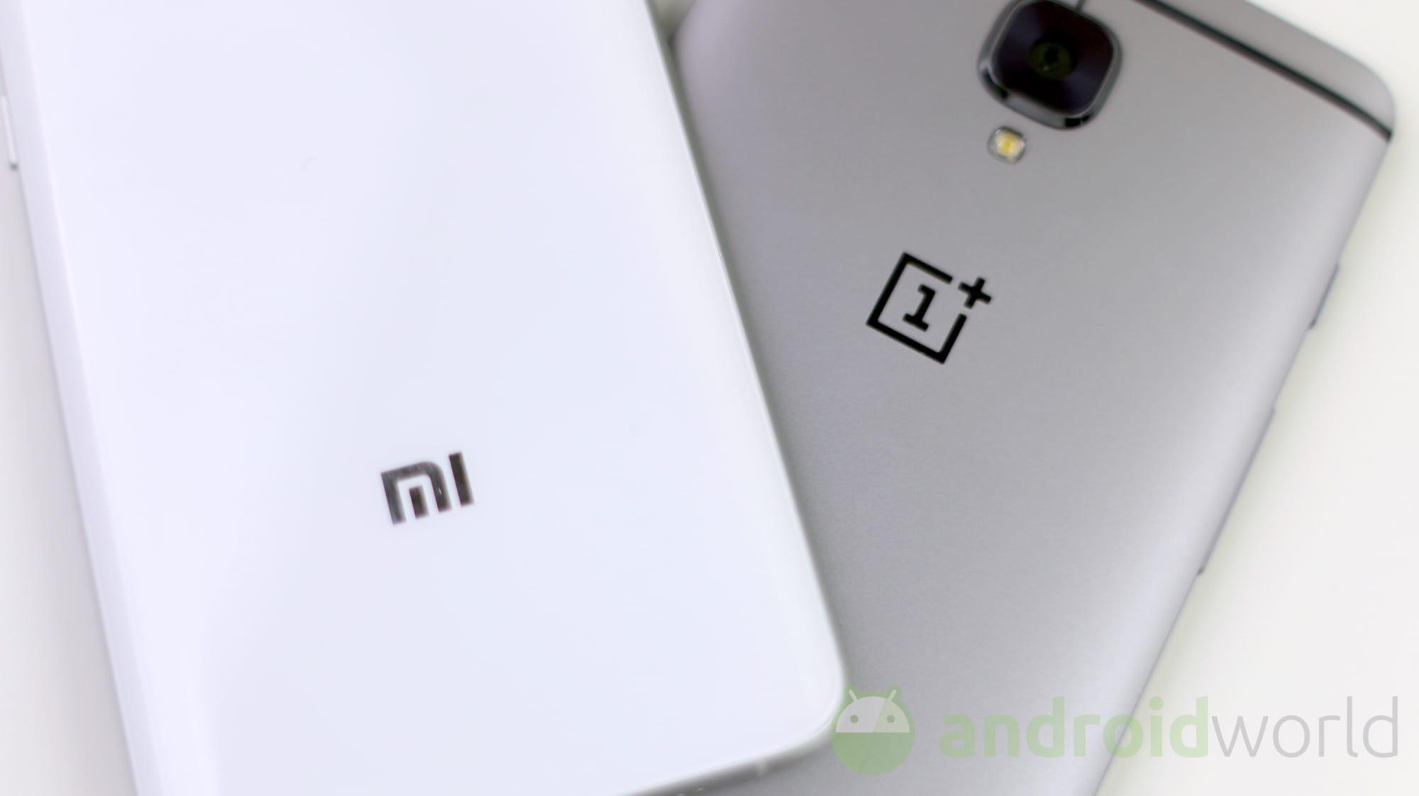 Oneplus 3 Vs Xiaomi Mi5 Pro Il Nostro Confronto Foto E