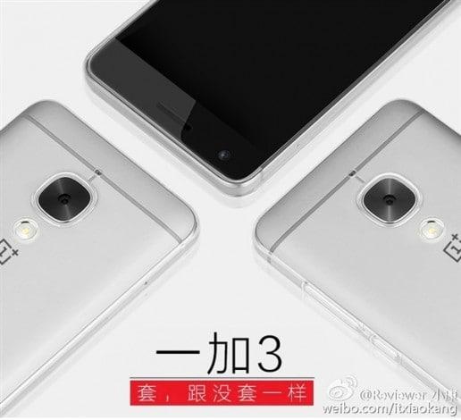 OnePlus 3 leaked - 3