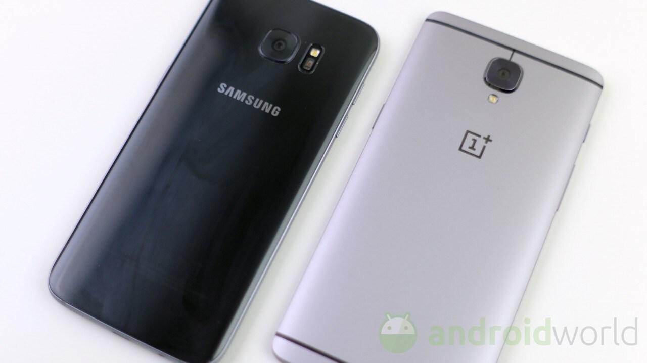 OnePlus 3 vs Galaxy S7 edge - 6