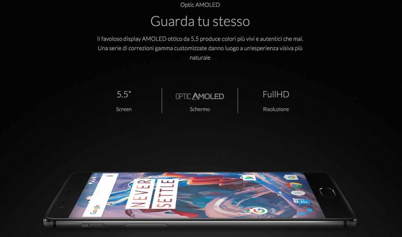 OnePlus chiarisce Optic AMOLED e Dash Charge, e noi vi diamo gli sfondi ufficiali di OnePlus 3