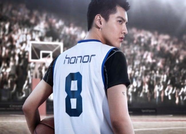 Presentazione Honor 8
