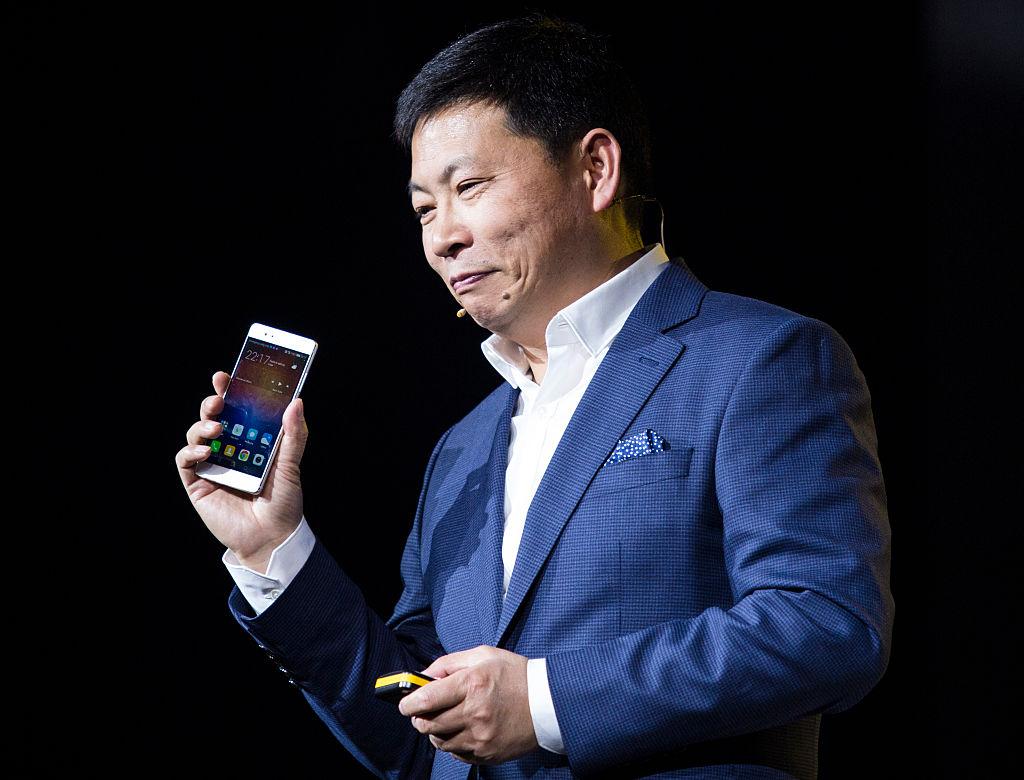 BRITAIN-CHINA-TECHNOLOGY-HUAWEI