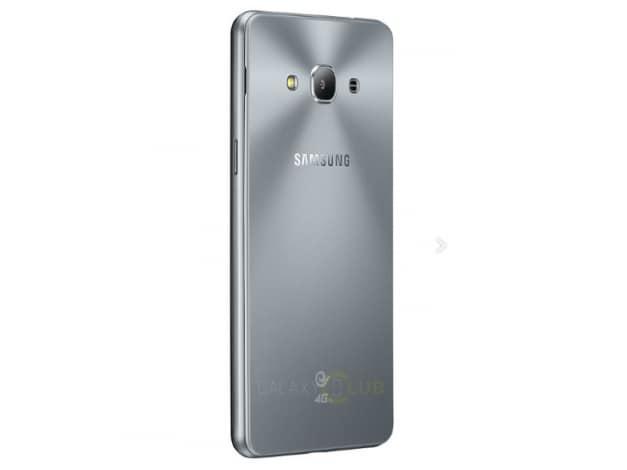 Samsung Galaxy J3 2017 - render - 1