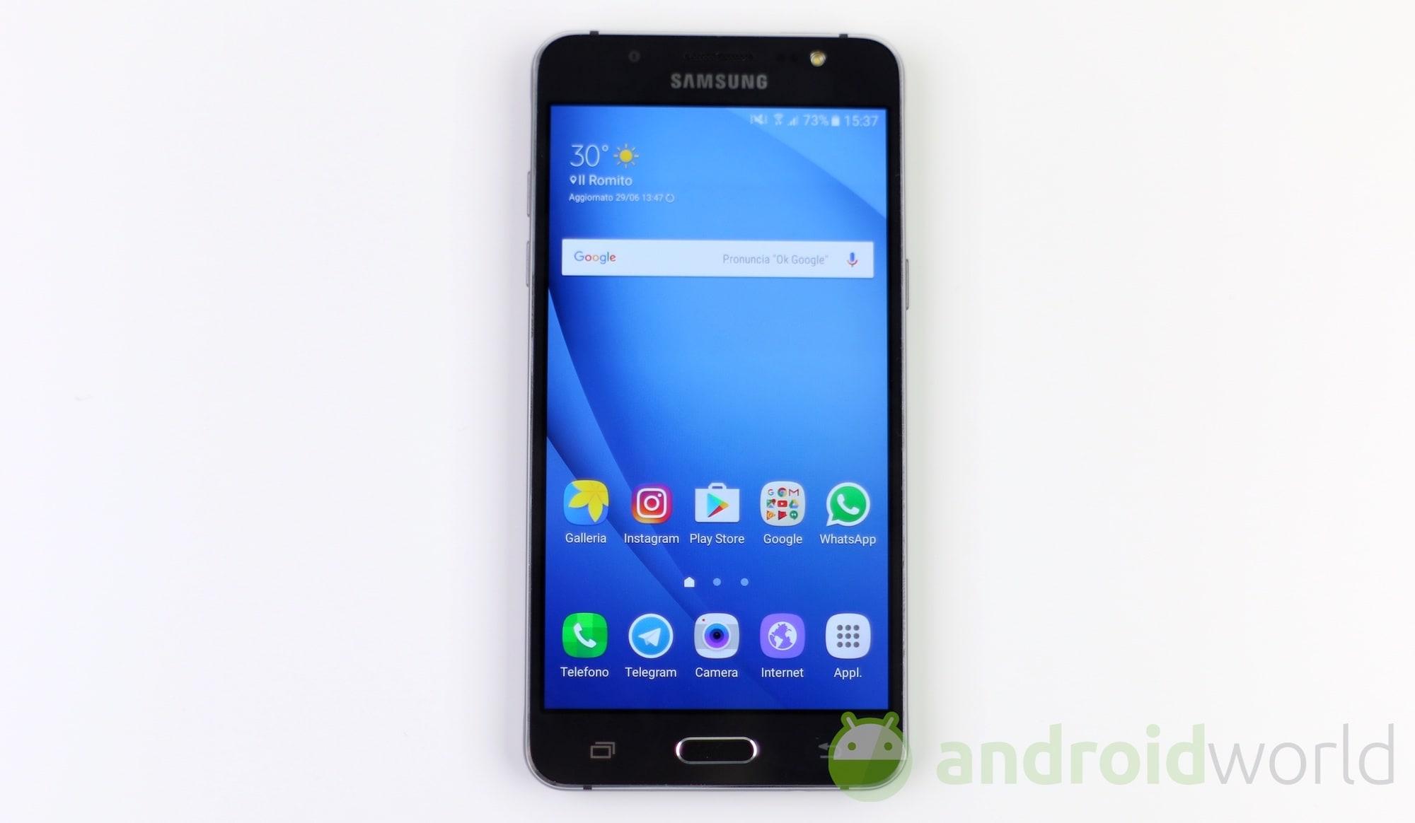 Samsung Galaxy J5 2016 – 3