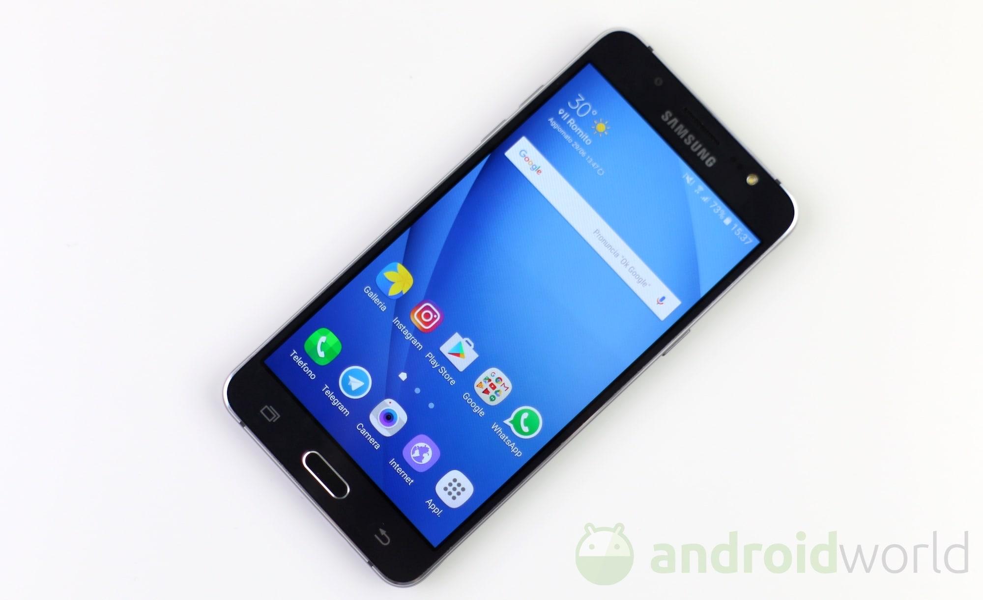 Samsung Galaxy J5 2016 La Recensione Foto E Video
