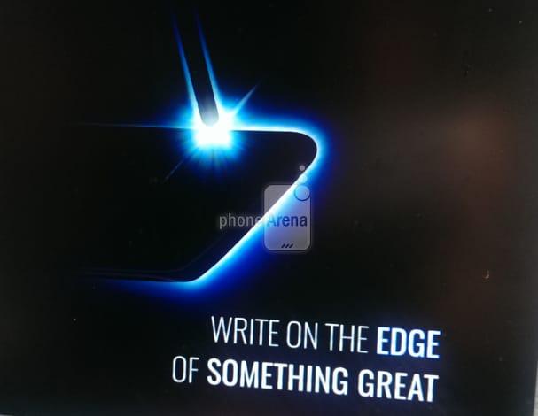 Sasmugn Galaxy 7 edge - teaser trailer