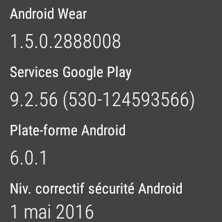 Smartwatch 3 update giugno 2016