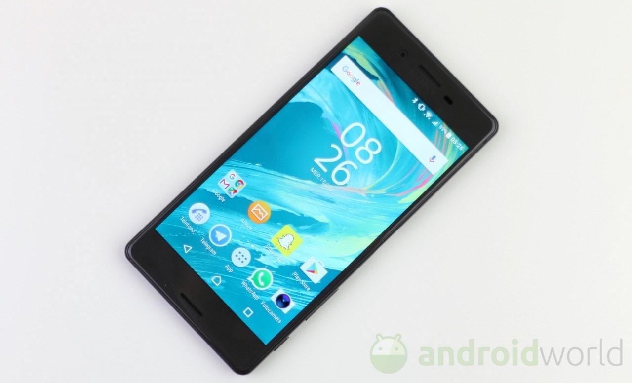 Sony aggiorna il concept per Nougat di Xperia X: diverse novità e qualche bug (foto)