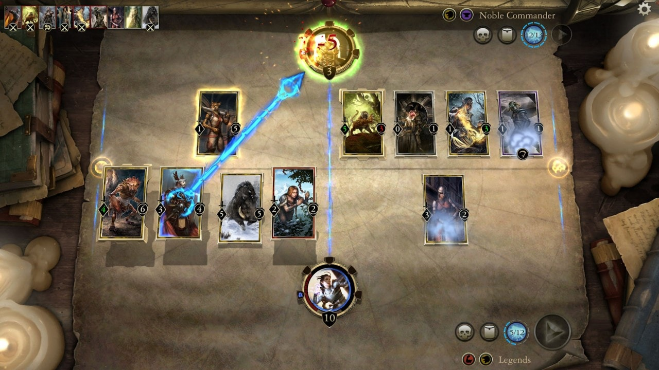 The Elder Scrolls: Legends arriverà anche su Android (video)