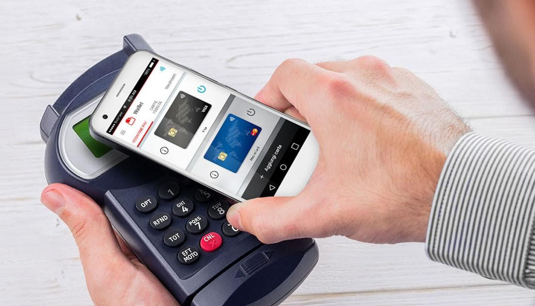 Vodafone si allea con PayPal per i pagamenti in mobilità