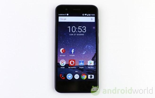 Vodafone Smart Prime 2016 - 2