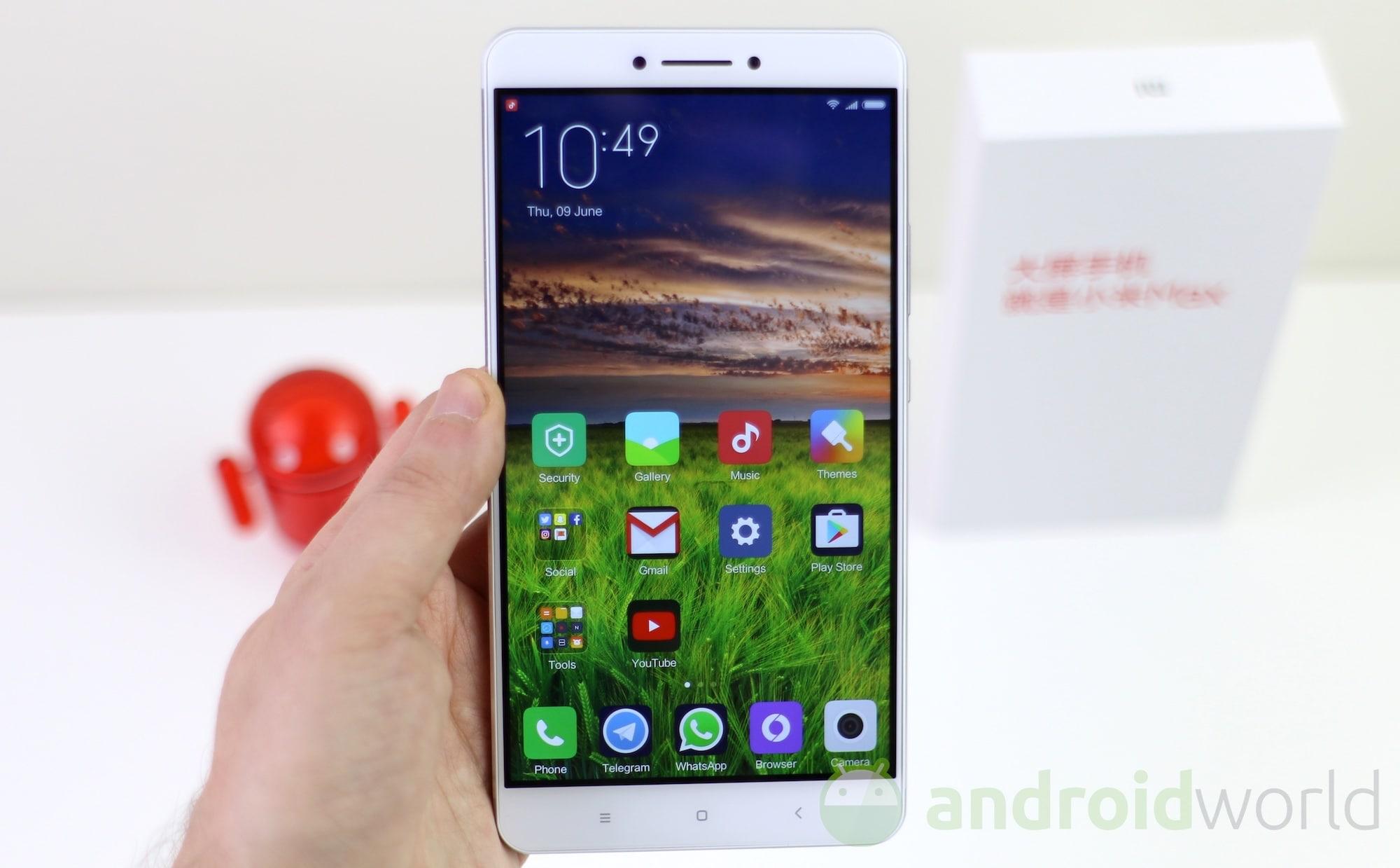 Xiaomi Mi Max – 8