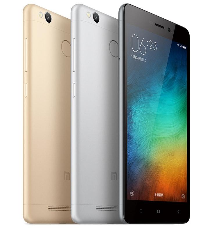 """Xiaomi Redmi 3s guadagna un """"+"""" in India, e poco altro"""