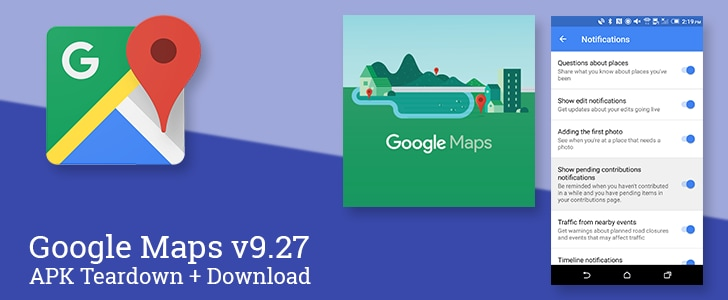 maps 9.27 beta