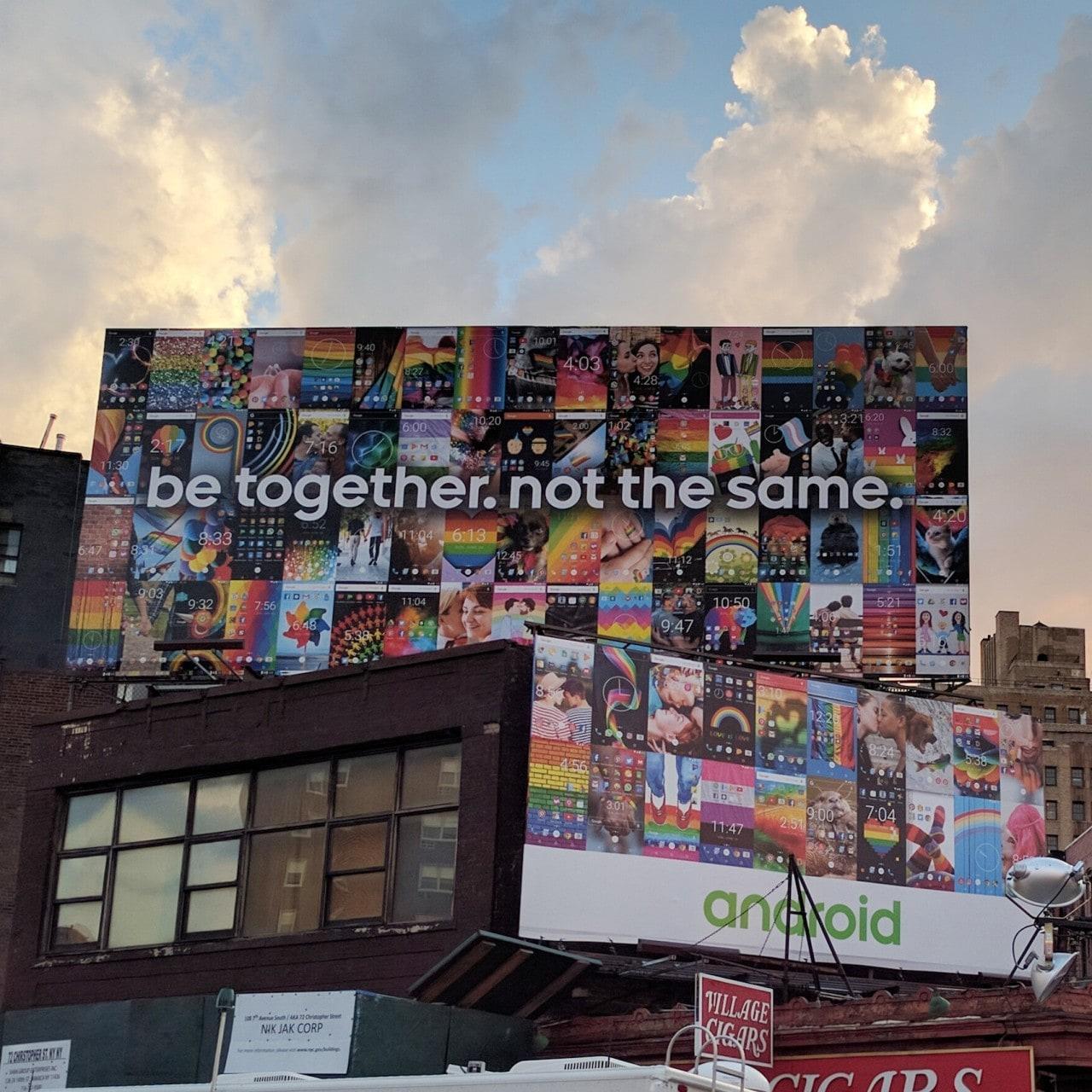 Anche la realtà virtuale di Google celebra il Pride 2016 #prideforeveryone (foto e video)