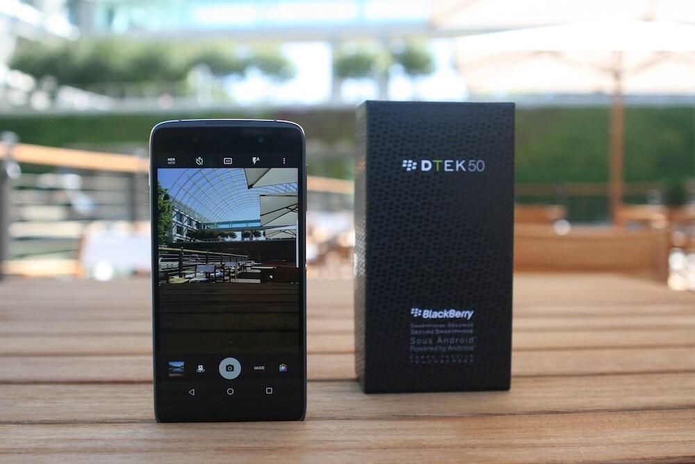 BlackBerry DTEK50 - 3